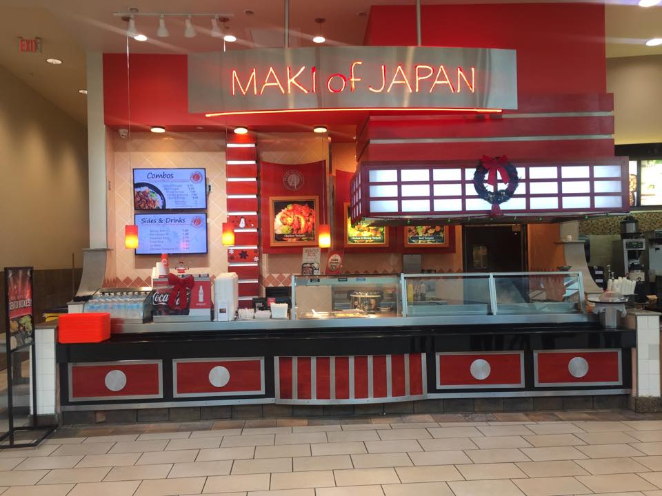 Dewees To Build Maki Of Japan Restaurant In Castleton Square